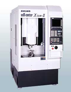 Xion Ii 5ax Compact Precision 5 Axis Center On Sugino Corp
