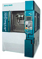 Jet Clean Center-U-Jet CNC Submerged Part Washing Machine