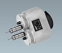 Product Image - Tapper Heads Collet Chuck Style (Adjustable Spindle)